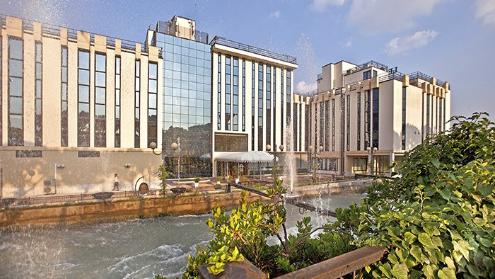 Hotel Leon D Oro Verona Parcheggio