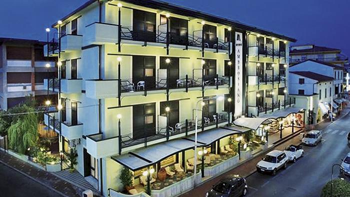 Viaggi a Montecatini Terme, Toscana - HOTEL AMBROSIANO - Eurospin Viaggi