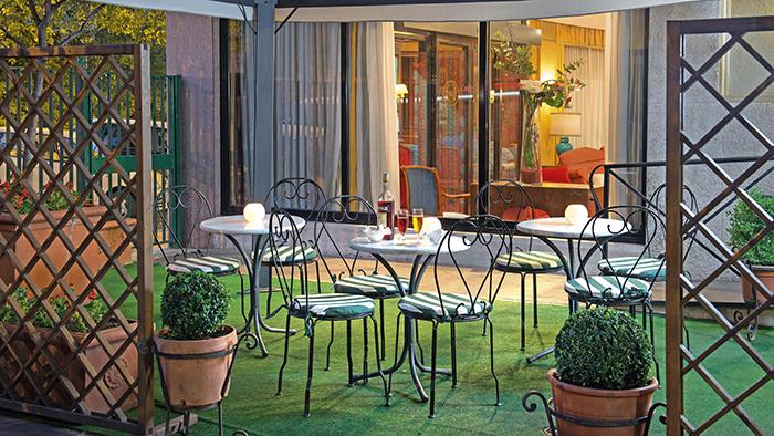 Santa Costanza Hotel Roma