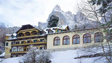 HOTEL SALEGG - ALPE DI SIUSI (BZ)