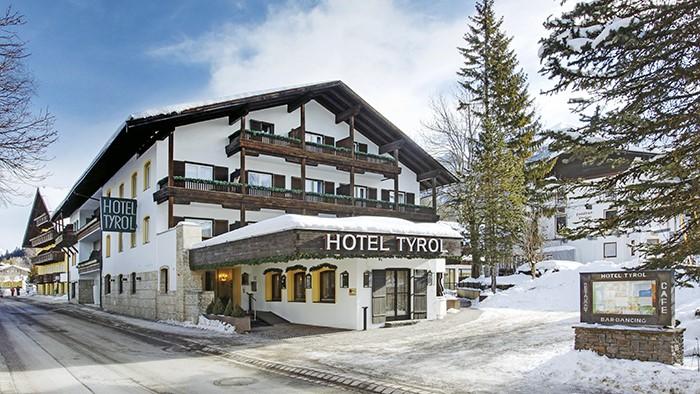 Hotel Seefeld Mezza Pensione