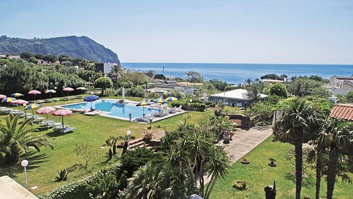 Offerte Soggiorno Ischia : Viaggi a ischia forio campania hotel corona