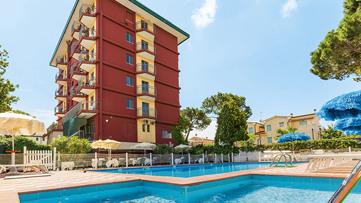 HOTEL FRANK - LIDO DI JESOLO (VE)