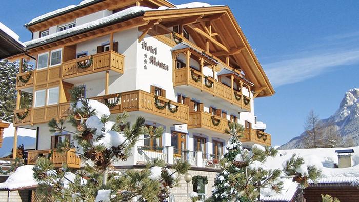 Hotel Mezza Pensione Moena