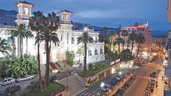 Hotel nazionale for Design hotel liguria