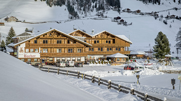 HOTEL BACHER - CAMPO TURES (BZ)