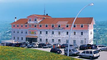 HOTEL MAMMA ROSA - PRETORO (CH)