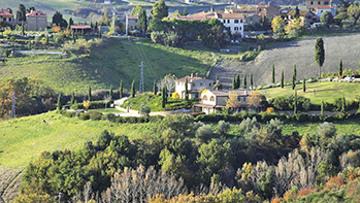 AGRITURISMO CASTELLARE DI TONDA
