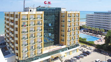 GRAND HOTEL MONTESILVANO - MONTESILVANO (PE)