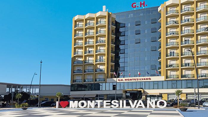 Grand Hotel Montesilvano Montesilvano Pe Abruzzo