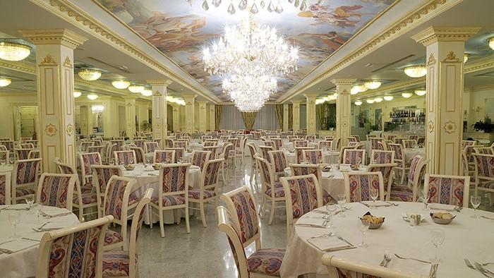 Hotel Alexander Palace Abano Terme Pd