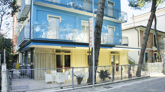 HOTEL ORCHIDEA & PEONIA - Rimini - Marina Centro - RN ...