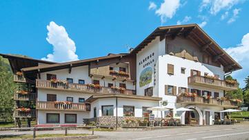 HOTEL STELLA ALPINA - PREDAZZO (TN)