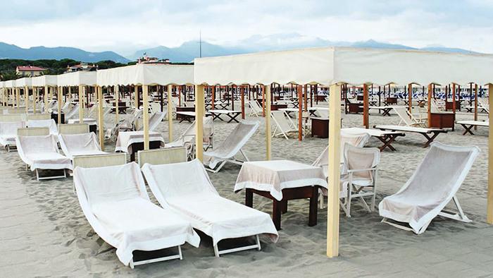 Hotel La Pigna Marina Di Pietrasanta Lu Toscana
