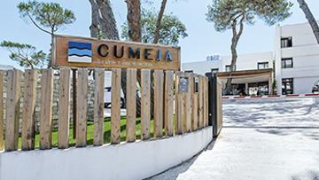 CUMEJA BEACH HOTEL