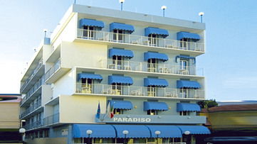HOTEL PARADISO - SENIGALLIA (AN)