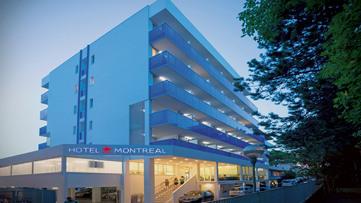 HOTEL MONTREAL - BIBIONE (VE)