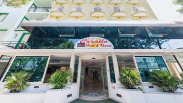 HOTEL CORALLO - ELIS & GARDEN DEPENDANCE - GATTEO A MARE (FC)