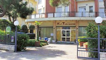 HOTEL EL TROCADERO