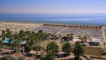 HOTEL EUROPA BEACH VILLAGE - GIULIANOVA (TE)