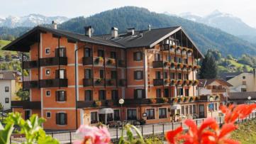 HOTEL CONCA VERDE - PRIMIERO SAN MARTINO DI CASTROZZA (TN)